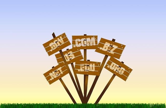 Αγορά domain Name
